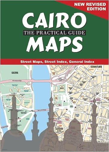 Cairo the practical guide maps cairo books hbrengg. Com.