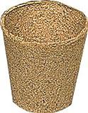 Romberg - 71016k - 96 vasi biodegradabili versione 6 cm rotondo economia