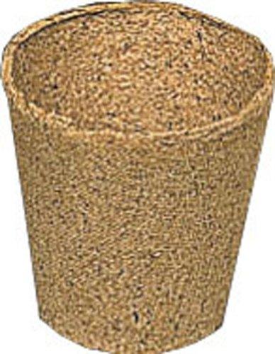 Romberg 71016 K Anzuchttöpfe rund, 6 cm, 96 Stück
