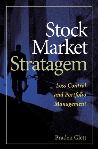 Stock Market Stratagem: Loss Control and Portfolio Management Enhancement