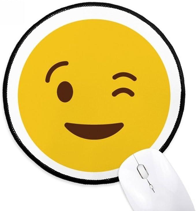 Blink Smile Emoji - Alfombrillas de ratón antideslizantes ...