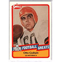 Football NFL 1989 Swell Greats #26 Otto Graham NM-MT Browns