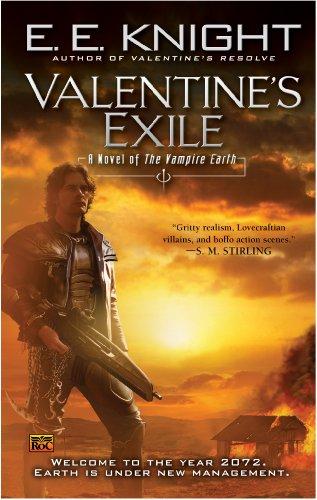 Valentines Exile Novel Vampire Earth ebook