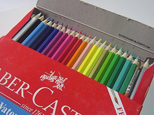 Faber Castell 48 Watercolour Pencils.