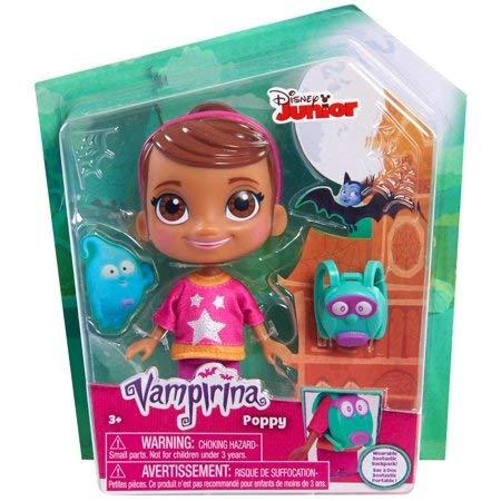 Disney Junior Vampirina Ghoul Girl Doll  Poppy
