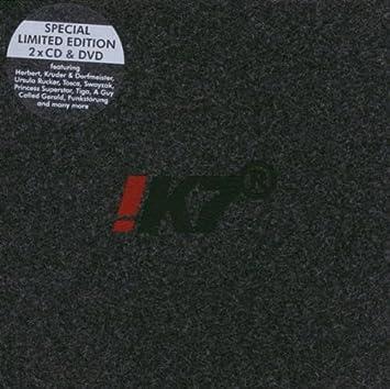k7 records