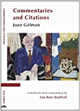Citations and Commentaries, Gelman, Juan, 0982655630