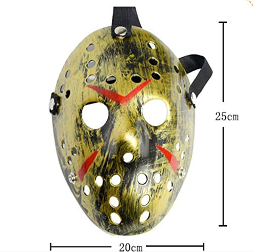 Máscara de Halloween de Fantasma, máscara de Horror para ...