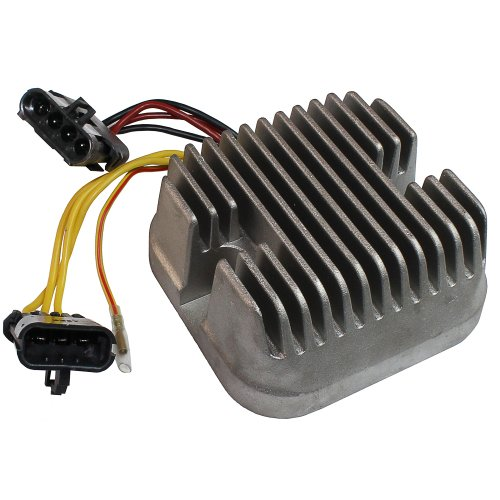 (Caltric REGULATOR RECTIFIER Fits POLARIS RANGER 4X4 700 EFI CREW XP LE 2007 2008 2009 NEW)