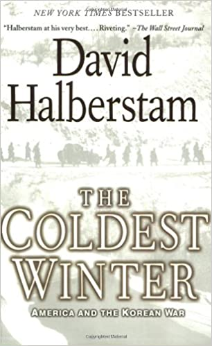 the coldest winter book summary