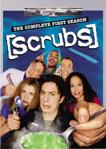 Top 10 scrubs tv series dvd complete series for 2020