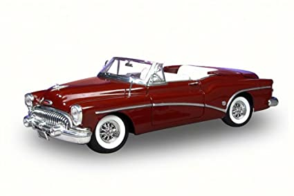 Amazon 1953 Buick Skylark Convertible Red Motor Max 73129