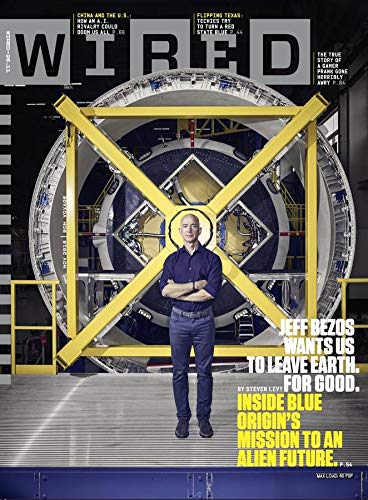 Magazines : Wired