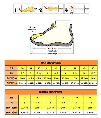 Con Scarpe 37 Deed Donna Eu Per Tessitura Leggere Comfort Mano A q6Z5BZ