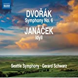 Dvorak: Symphony No. 6; Janacek: Idyll