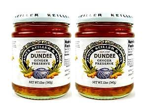 Dundee Ginger Preserves - 12 oz (2 pack)