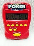 Draw and Deuces Pocket Poker Handheld Game (1997)
