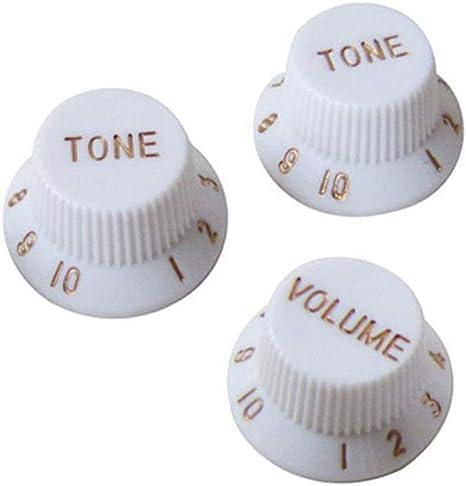 healifty puños de plástico para puños de ajuste volumen tono ...