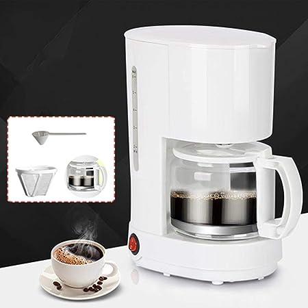 Cafetera totalmente automática, pequeña, goteo, cafetera, hogar, 1 ...