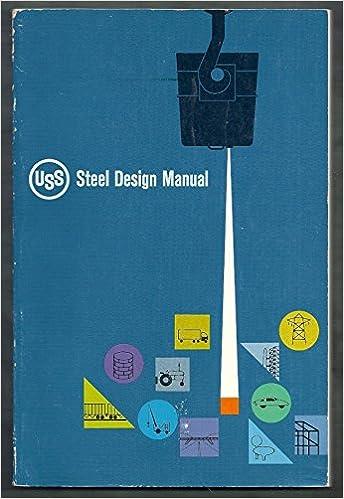 Uss Steel Design Manual Brockenbrough R L Amazon Com Books