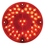 """Grand General 82332 Red 7"""" 47-LED Sealed Stop/Turn/Tail Light"""