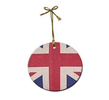 Amazon De British Vintage Style Union Jack Flagge Custom
