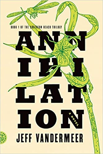 Image result for Annihilation, Jeff VanderMeer