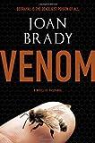Venom, Joan Brady, 0743270118
