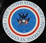 Portraits in Patriotism: General W. R. Shafter, Program No. 123 / Irving Berlin, Program No. 124 (Vinyl 45, 7 Inch)