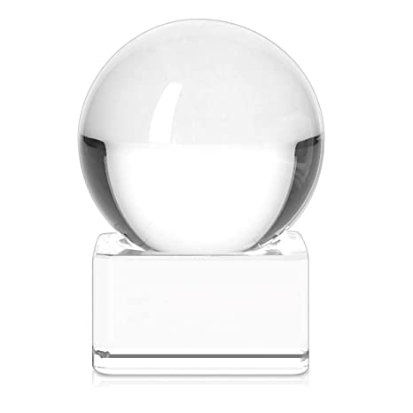 7ba0796657e Navaris Bola de Cristal para fotografía  Amazon.es  Electrónica