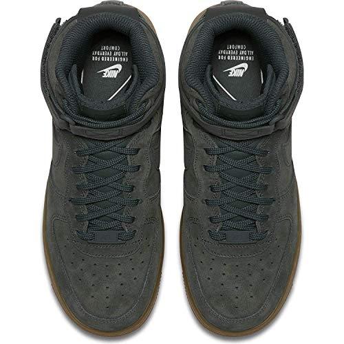 Zoom Nike Scarpe Corsa 12 Vomero Grey Air Da Uomo qCawC5Bx
