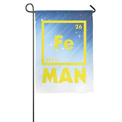 Amazon Hexu Iron Science Funny Chemistry Fe Periodic Table