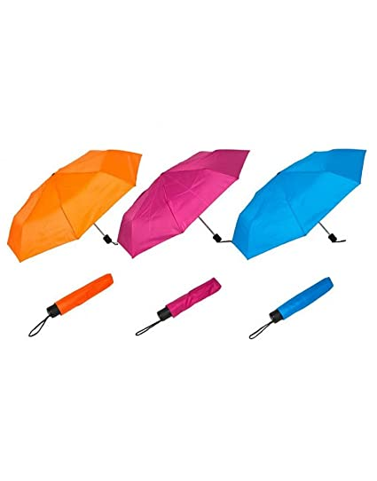 Paraguas plegable - Naranja
