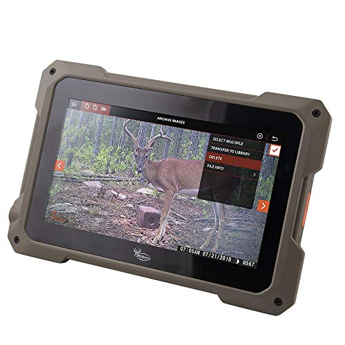 Wild Game Innovations VU70 Trail Tablet Dual Sd Card Viewer
