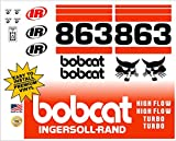 863 style A decal sticker kit fits bobcat