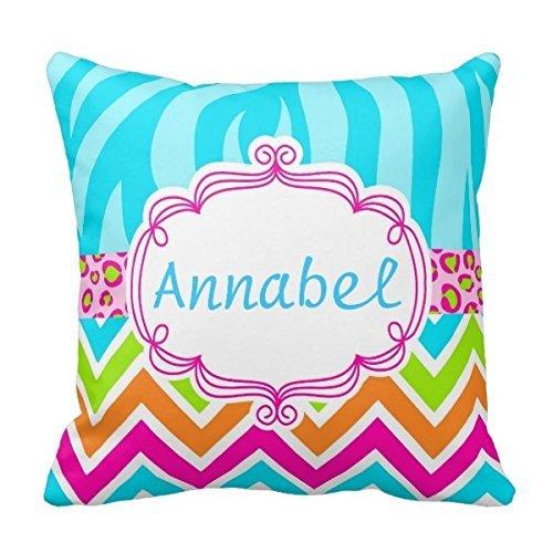 AliHogbenStore annabel #:559 Pillow Case Cushion Cover Home Sofa Decorative 18 X 18 Squares