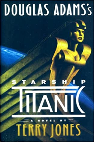 Image result for starship titanic book