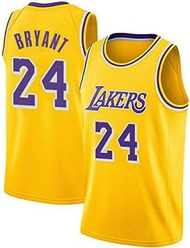 MTBD NBA Lebron James, NO.23 Lakers Retro, Camiseta de Jugador de ...