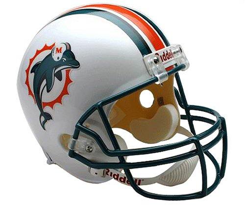 (NFL Miami Dolphins Deluxe Replica Football)