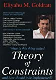 img - for Theory of Constraints book / textbook / text book