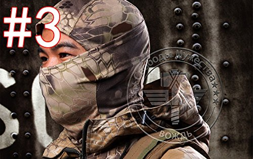 Outdoor Tactical Hunting Full Face Mask sm03 (Girls Magic Hat Bunny Costume)
