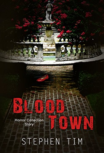 Blood Town: (Serial Killer: Thrillers Suspense Crime)