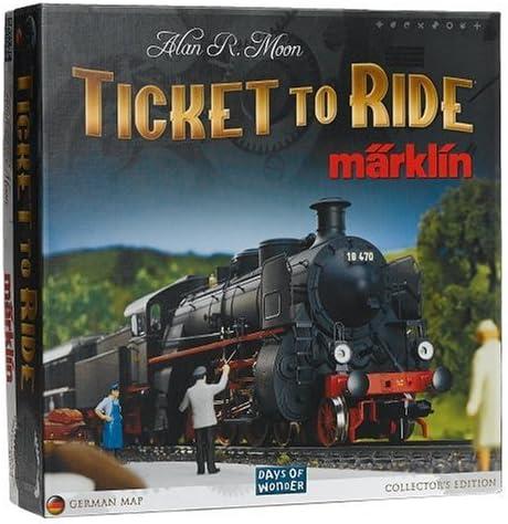 Days of Wonder Ticket to Ride Marklin