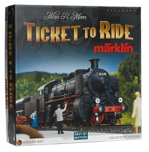 Ticket To Ride - Marklin