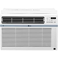 LG LW1217ERSM Energy Star 12,000 BTU 115V Window Mounted Air Conditioner with Wi-Fi Control (Certified Refurbished)