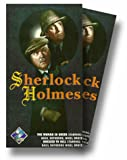 Sherlock Holmes: Woman in Green/Dressed to Kill [VHS]