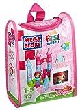 Mega Bloks First Builders Lil Princess Sparkling Tower (Bag)