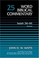 ISAIAH VOL 25 REV HB (Word Biblical Commentary)