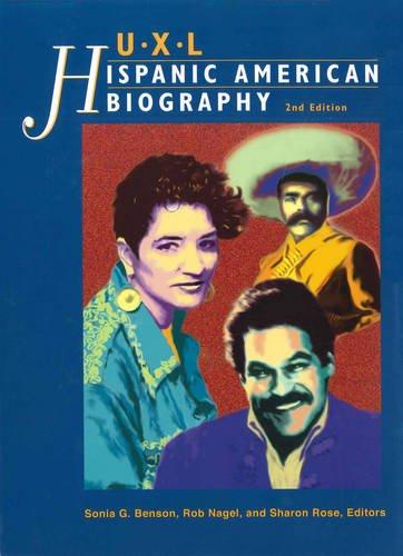 U-X-L Hispanic American Reference Library: Biography pdf