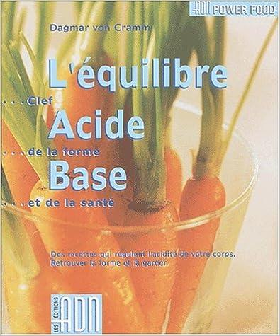 En ligne L'équilibre Acide Base pdf